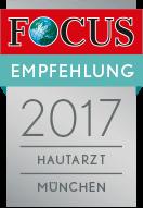 Focus Ärzteliste 2017 mit Dr. Liebich