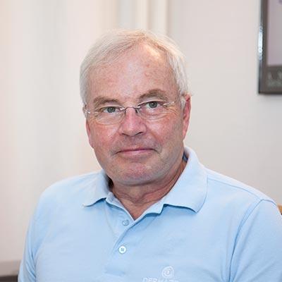Portrait Hautarzt Dr. Friedrich