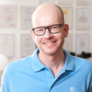 Portrait Hautarzt Dr. Liebich