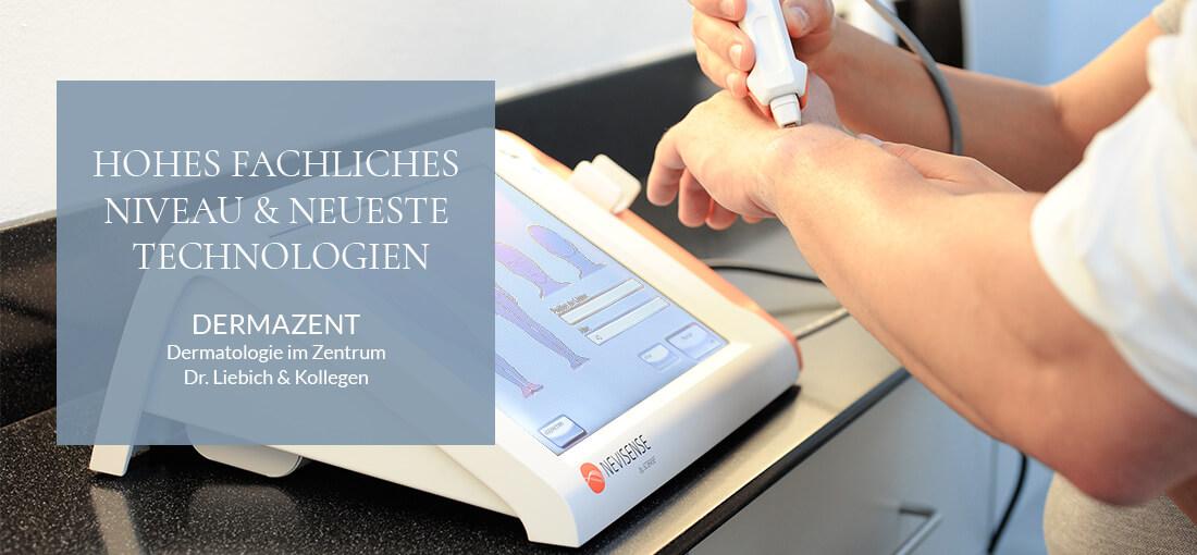 Hautarztpraxis in München