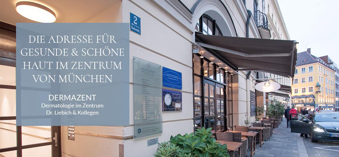 Hautarztpraxis München Zentrum